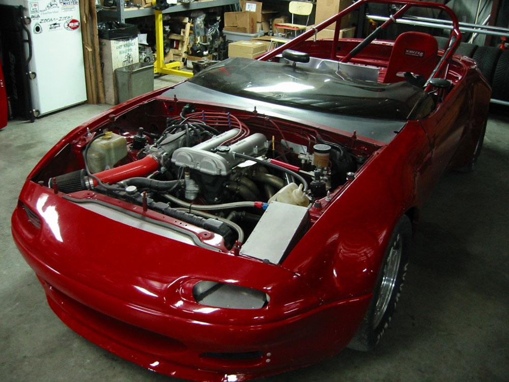 Customer Rides - Electromotive Engine Controls